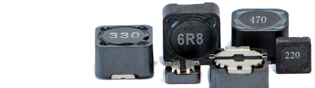 SMD shielded power inductors